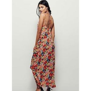 Free People MULBERRY Maxi dress